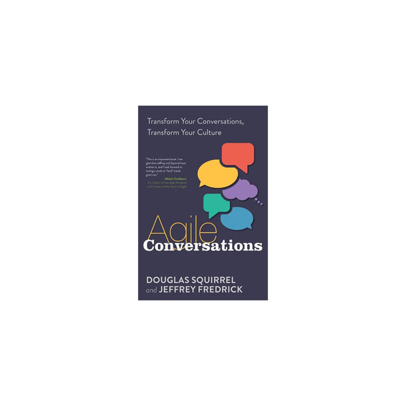 Agile Conversations - Signed Copy